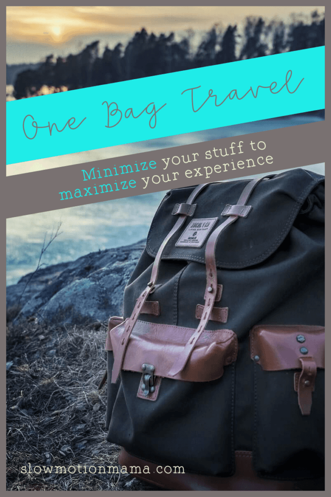 Learn the benefits of packing everything you need for your trip into carry-on luggage. Ditch the bulky suitcase and embrace the advantages of using a backpack for one bag travel. #onebagtravel #packinglight #traveltips #carryon #minimalisttravel #simplify