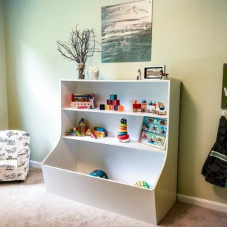 Create a Montessori Inspired Toddler Room in Six Easy Steps