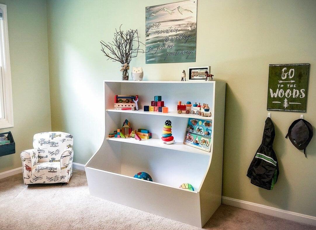 Create A Montessori Toddler Room With These Six Easy To Incorporate Elements