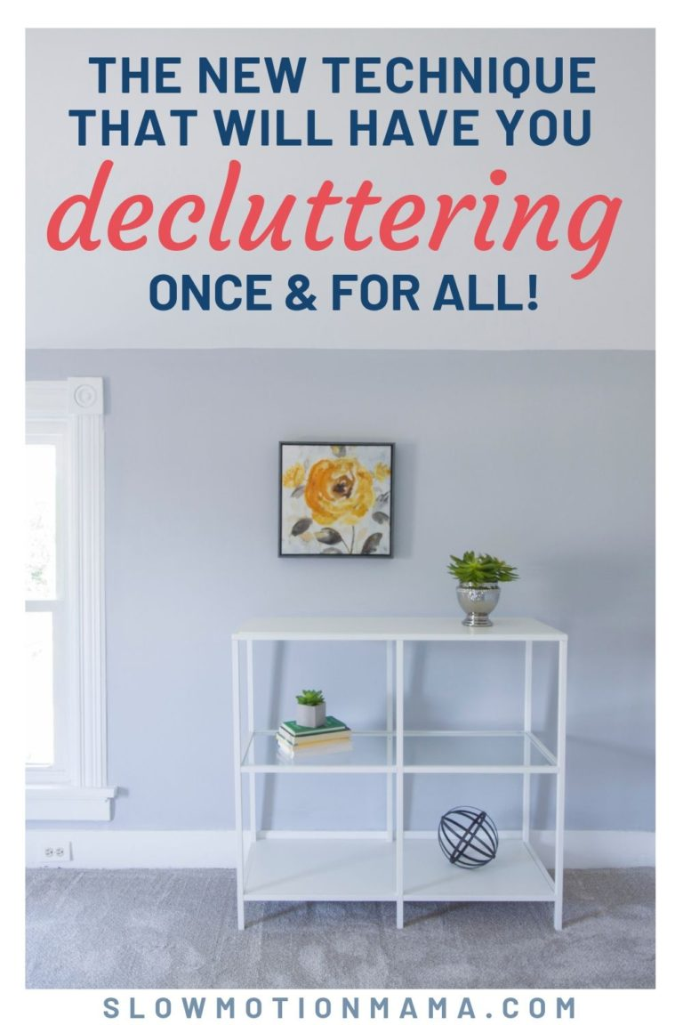 7 Reasons to Empty a Space Before Decluttering