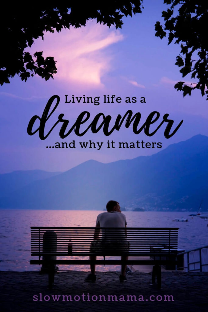 Being a dreamer means sidestepping the Standard American Dream in pursuit of something more. Live a life focused on the truths of your identity. Break out of the cookie-cutter mold, live your dream, and be an inspiration for others to follow! #dreamer #inspiration #more