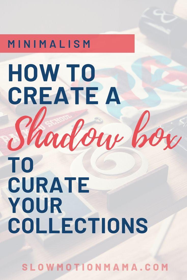create a memory box tutorial