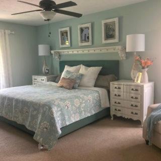 Minimalist Bedroom Room Tour